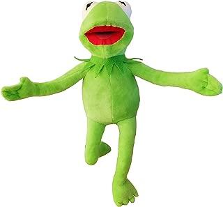 illuOKey Kermit The Frog Plush Doll, The Muppets Movie Soft Stuffed Plush Toy, 16 inches