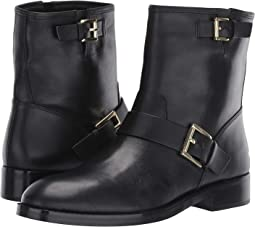 hot new products exceptional range of styles buy online Michael michael kors carney riding boot black leather + FREE ...