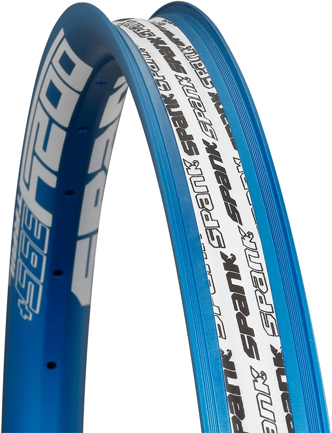 Spank OOZY Trail 395+ 29  Bike Rims, blueee
