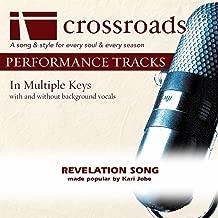 Revelation Song (Made Popular By Kari Jobe) [Performance Track]