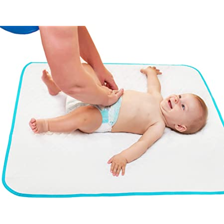 YOJINKE Diaper Changing Pad Waterproof Pad Portable Changing Mat Travel Mat for 1~6 Months Boys Girls for Home Travel Outside
