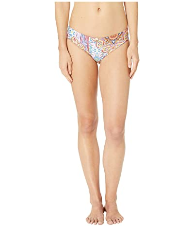 Luli Fama Rayando El Sol Full Ruched Back Bottoms (Multicolor) Women