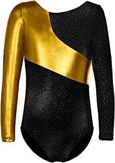 Best gold gymnastics leotard Reviews