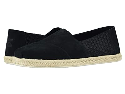 TOMS Alpargata (Black 1) Men