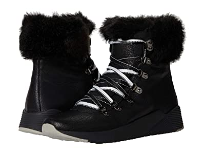 Vaneli Acadia (Black Tango/Black Faux Fur) Women
