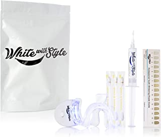 White with Style Sparkle White Professional Home Teeth Whitening Kit