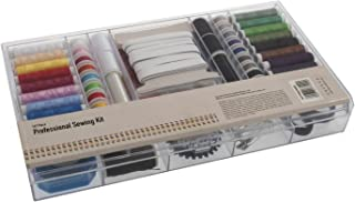 Groves 167 Piece Professional Sewing Kit, Multi-Colour, 30.5 x 17.5 x 4 cm