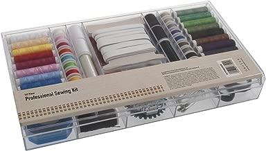 Groves Kit de Costura Profesional, Multicolor, 167Piezas