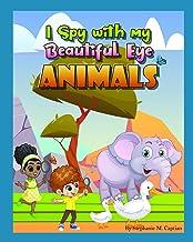 I Spy with my Beautiful Eye Animals