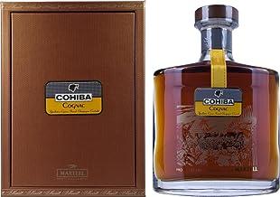 Martell Cohiba Grande Champagne mit Geschenkverpackung Cognac 1 x 0.7 l