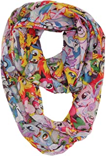 My Little Pony All Over Print Fashion Infinity Scarf