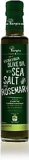 Karpea Extra Virgin Olive Oil with Sea Salt Rosemary Flavour 250 ml.