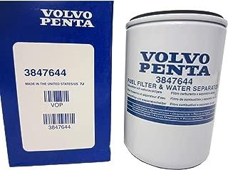OEM Volvo Penta Marine Engine Fuel Filter & Water Separator 3847644