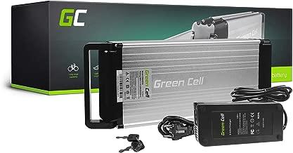 GC® EBIKE Batería 36V 14.5Ah Bicicleta Eléctrica Rear Rack Li-Ion con Celdas Panasonic E-Totem Liv Giant Tooco Ecoride