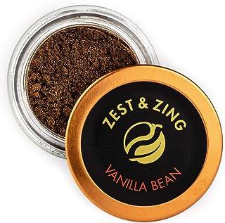 Premium Spices: Premium Vanilla Bean Powder (Perfectly Ground), 15g