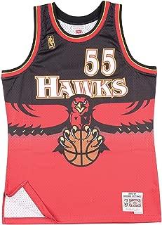 Outerstuff Dikembe Mutombo Atlanta Hawks Mitchell & Ness Youth Throwback Swingman Jersey