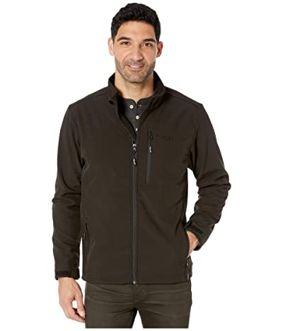 Wrangler Trail Jacket (Black) Men