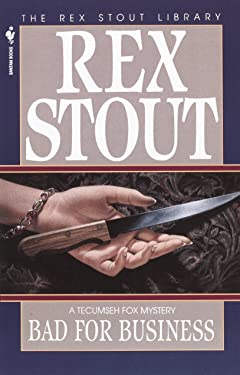 Bad for Business (Tecumseh Fox Book 2)