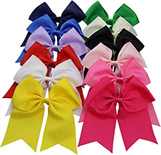 cheer bows with clips
