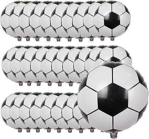 O.L. Toys O. L. Toys Ovee Lando 18  Soccer Balloons for Party Set of 20 pcs