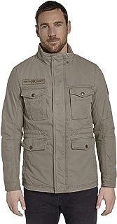 TOM TAILOR Men's Gewaschene Feld Jacket