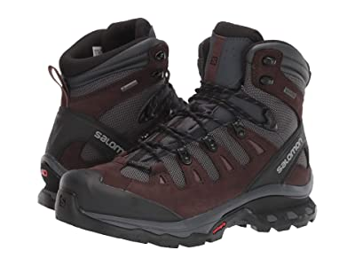 Salomon Quest 4D 3 GTX(r) (Ebony/Chocolate Plum/Peppercorn) Women