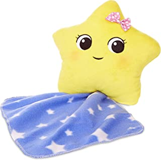 Little Baby Bum Twinkle, Little Star Soothing Plush Toy by Little Tikes