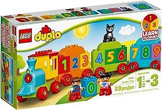 قطار المكعبات ماي فيرست ترين من ليغو دوبلو 10847