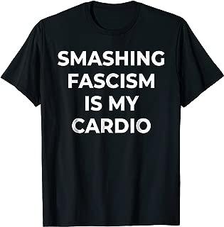 Anti-Fascist Smash Fascism Antifa T-Shirt