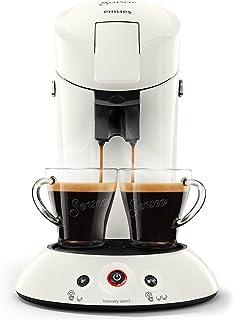 Philips Senseo kapsüllü kahve makinesi (Crema Plus, kahve sertliği seçimi). 163082