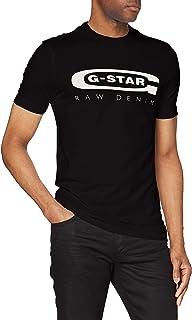 G-STAR RAW Men's Graphic Logo 4 T-Shirt