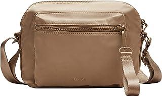 s.Oliver Damen City Bag mit Schulterriemen beige 1