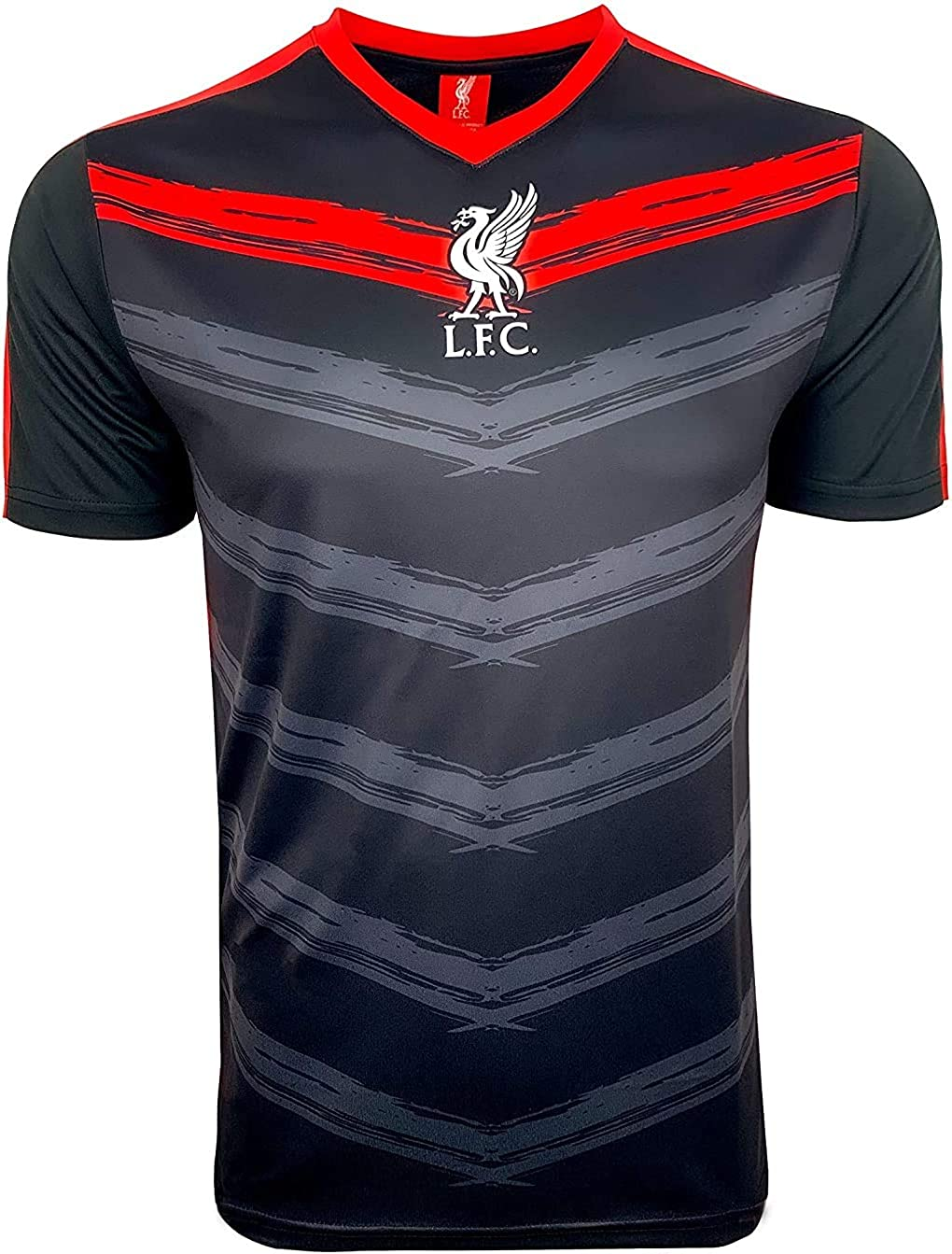 Men's Liverpool Training Licensed Finally resale start Shirt Jersey Kansas City Mall