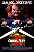 Posters USA Child's Play 2 Chucky GLOSSY FINISH Movie Poster - FIL830 (24