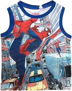 Marvel Avengers Bambino Canottiere