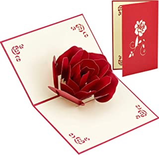 3D Jem-Rose Meilleur maman du monde Anniversaire Carte De Vœux