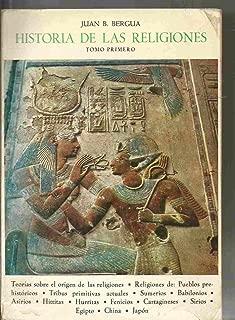 H. R. Tomo I: Las religiones primitivas