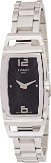 Tissot Womens Quartz Watch, Analog Display and Stainless Steel Strap T037.309.11.3657.81