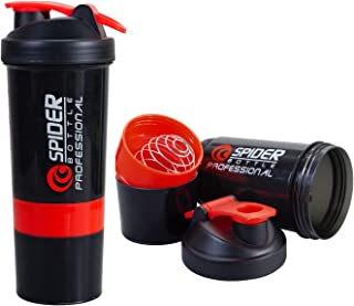 DOVEAZ® Protein Shaker Bottle | Spider Shaker Bottle | Cyclone Shaker | Gym Shaker Bottle | Gym Shaker | Gym Bottle | Shak...