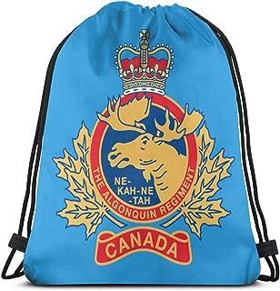 drawstring backpack canada