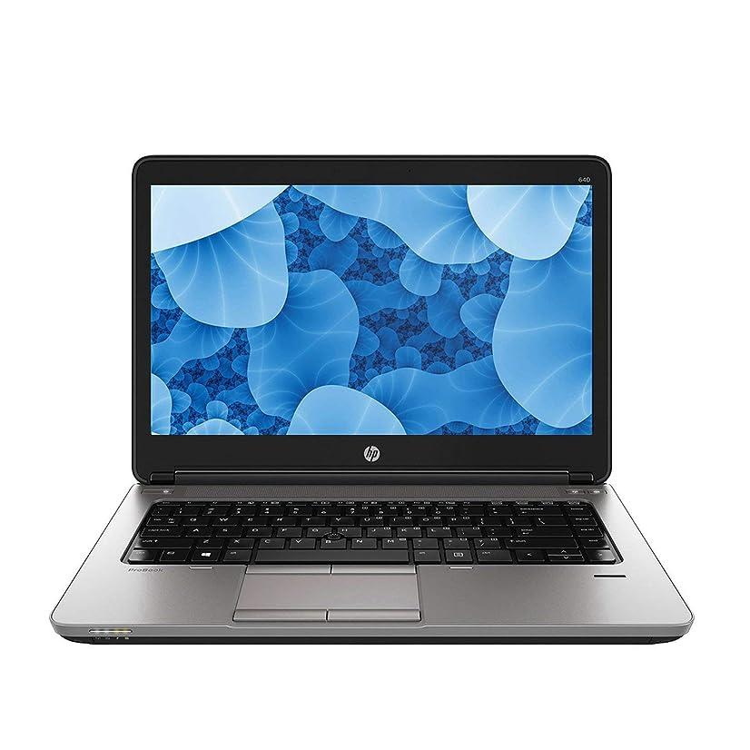 HP Laptop ProBook 640 G1 Intel Core i5-4200M 2.50GHz 4GB 320GB HDD Win 10 Home