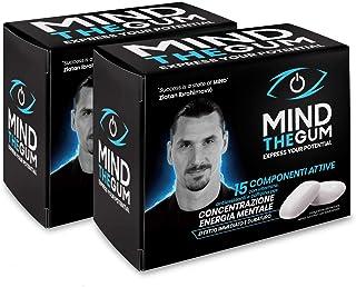 MIND THE GUM - Integrador para la Concentración y la Energía Mental - Goma