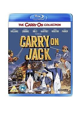 Carry On Jack [1963] [Blu-ray]