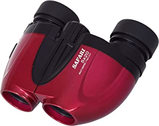SIGHTRON 双眼鏡 ポロプリズム 5倍20mm口径 SAFARI 5×20 ワインレッド SAB021RD