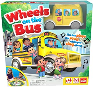 the wheels on the bus board game