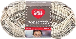 Coats Yarn Red Heart Hopscotch Yarn, Multi-Colour, 20.32 x 8.89 x 8.89 cm