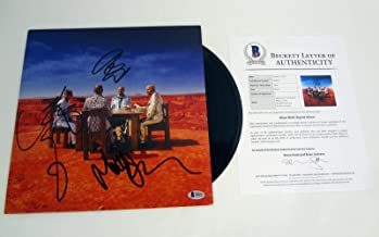 muse signed vinyl