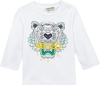 6d66b56d2cbb9 Kenzo T-Shirt Tiger JB 2 Blanc