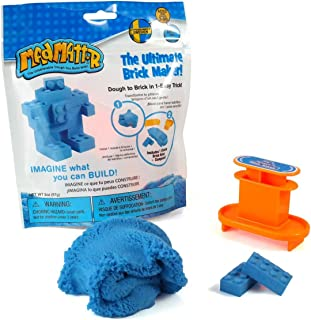 MAD MATTR Relevant Play The Ultimate Brick Maker (Blue, 2oz)