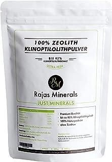 Zeolita Clinoptilolita en polvo (1 kg) Primera Calidad -